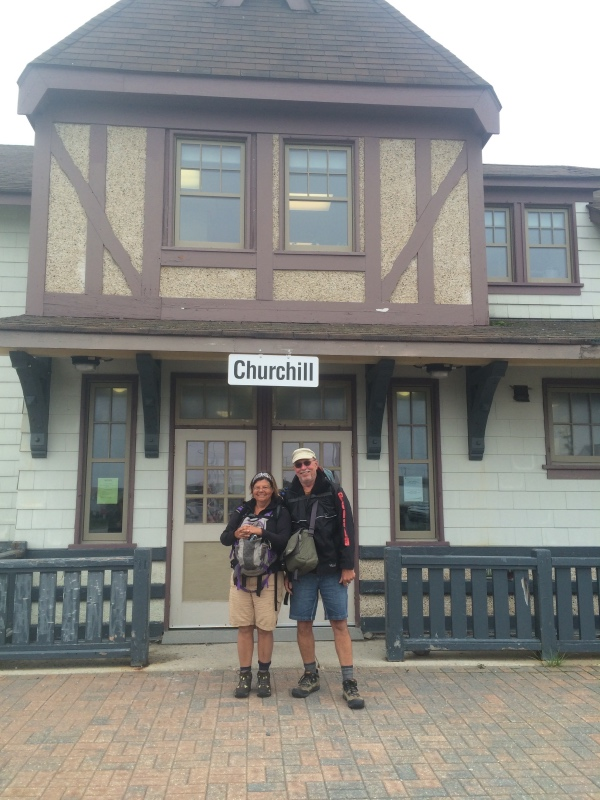 We Arrived In Churchill The Morning Too Early To Check Into Our Hotel Stayed At Bear Country Inn A Basic But Comfortable