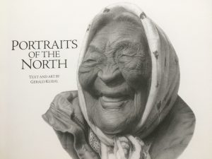 Betsy Anderson - Portrait of the North